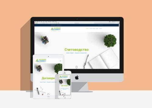 Web_site_Accountcorrect
