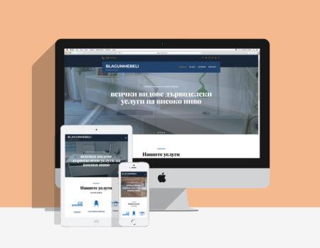Web_site_presentation_Blagunmebeli