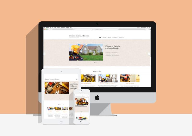 Web_site_presentation_Handyman