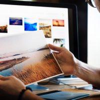 фотографията и уеб сизайна