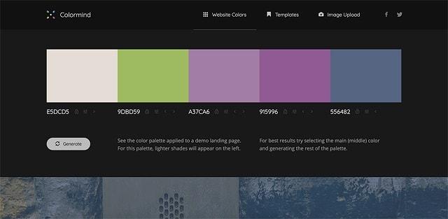 Как да изберете цветовете на марката и да ги използвате на вашия уебсайт 4