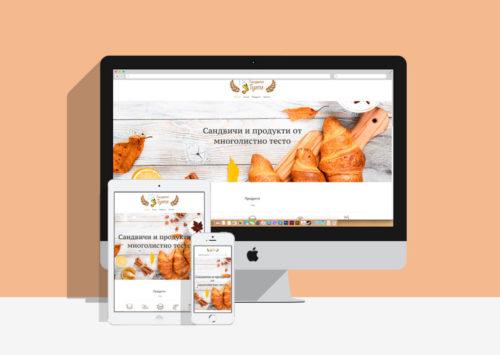 Изработка на сайт: tuiti.eu