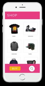 Промоция онлайн магазин 1